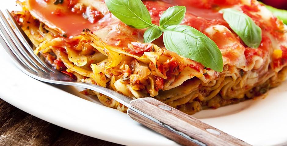 Uitgelicht-Lasagne