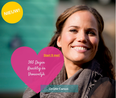 365 Dagen Krachtig en Vrouwelijk
