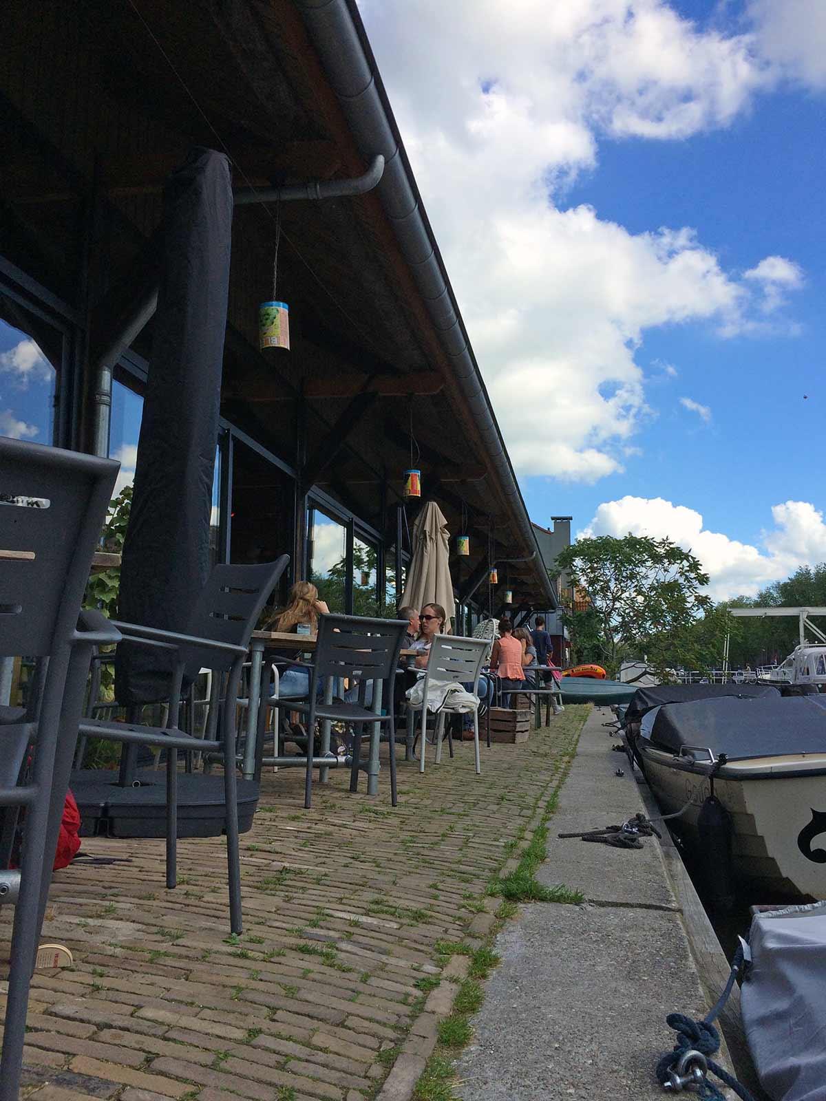 Restaurant De Kleischuur