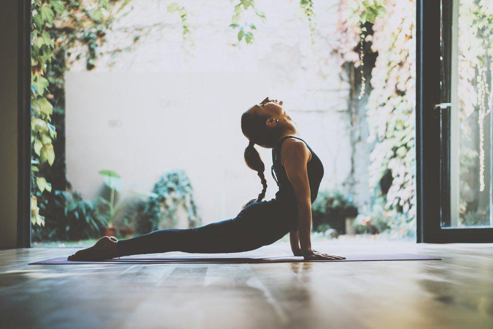 Yoga en thee