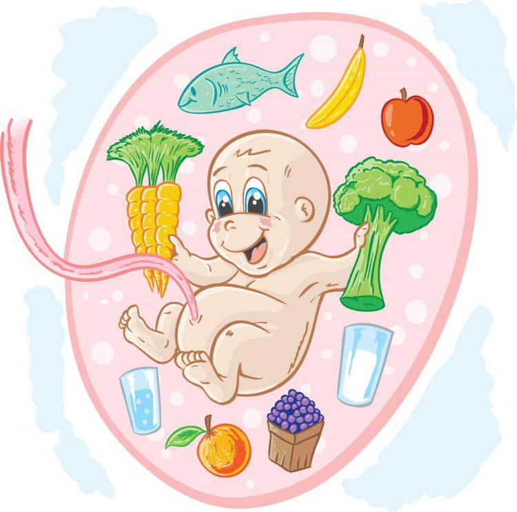 Het belang van vitaminen tijdens zwangerschap