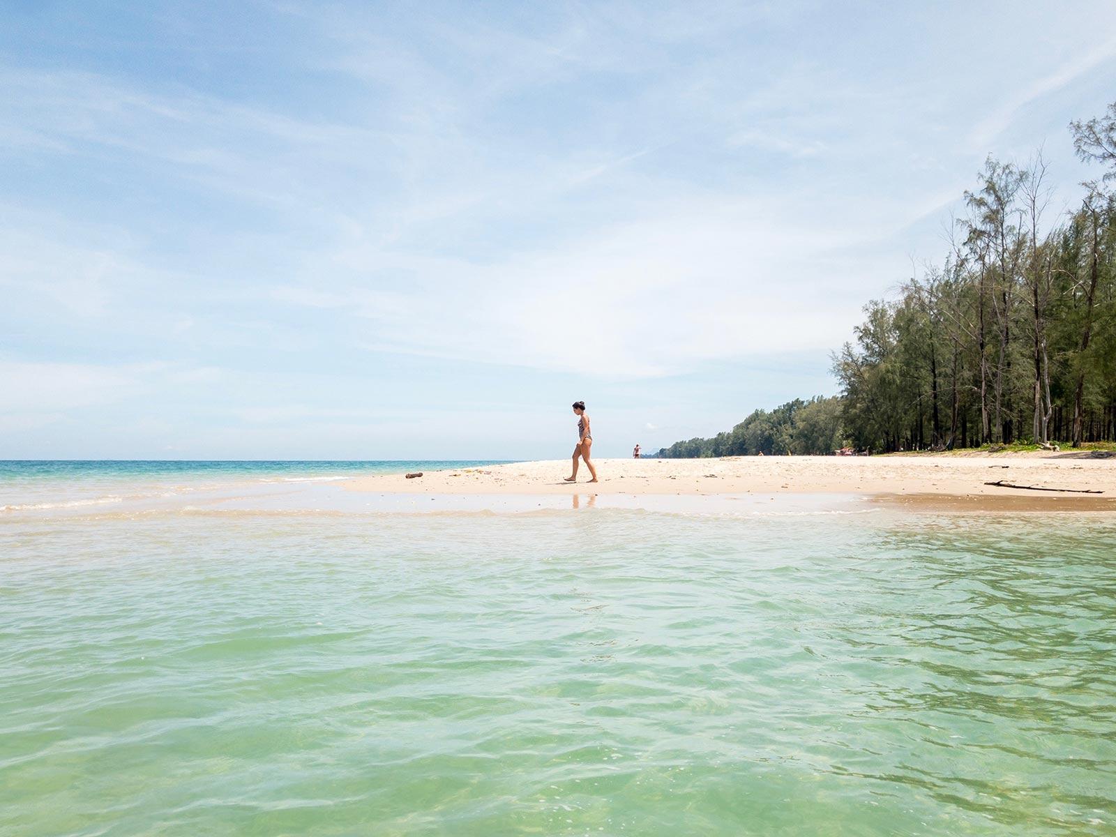Drie weken Thailand