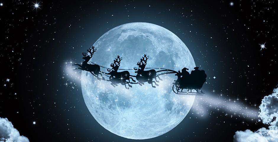 Volle Maan 25 december