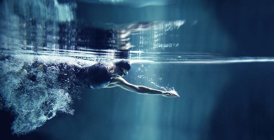 Uitgelicht-Zwemmen