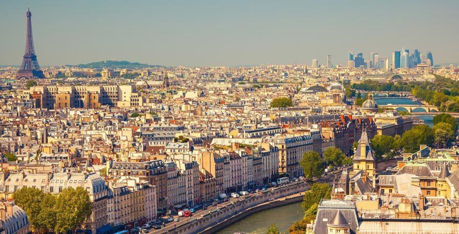 Citytrip naar Parijs