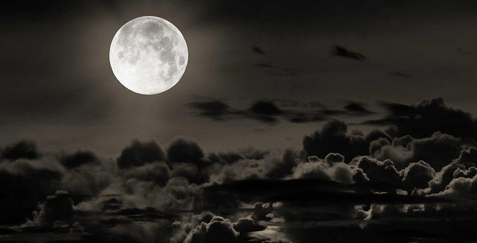 Maan van het Weerlicht