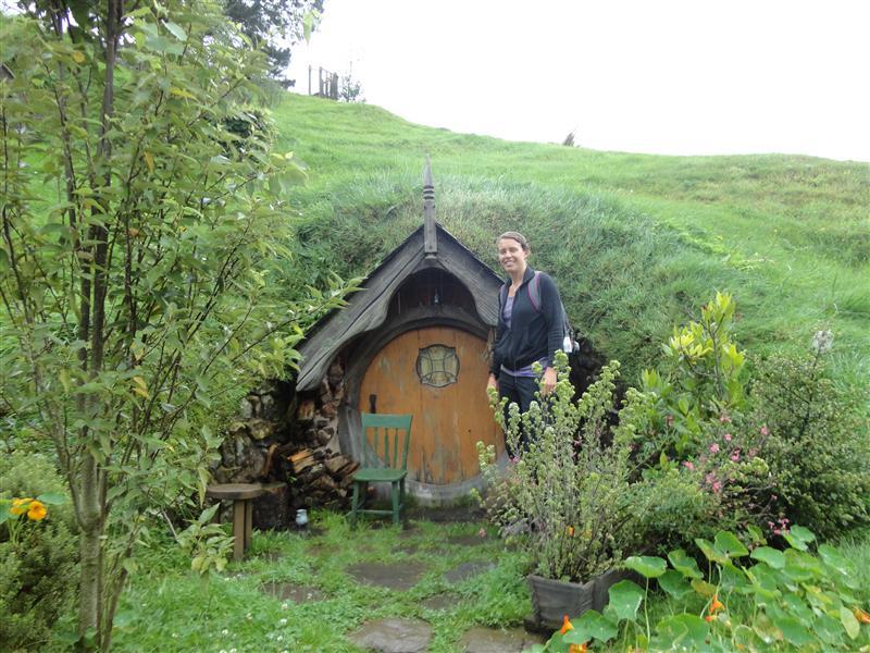 Hobbit huisjes