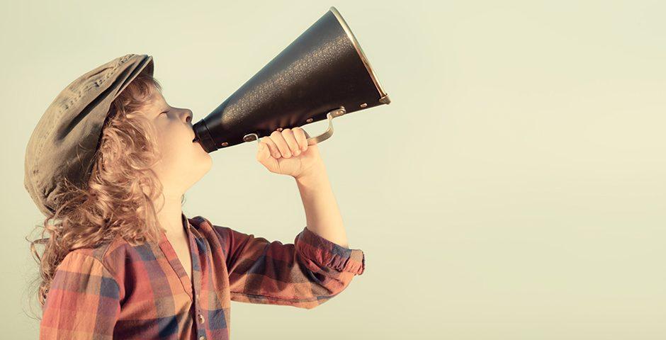 De kracht van je stem