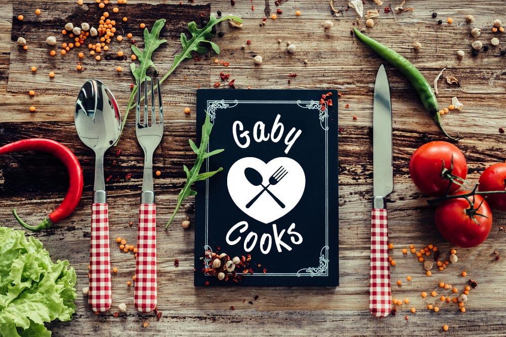 Gaby Cooks menu