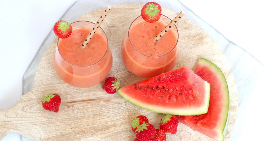 Zomerse smoothie