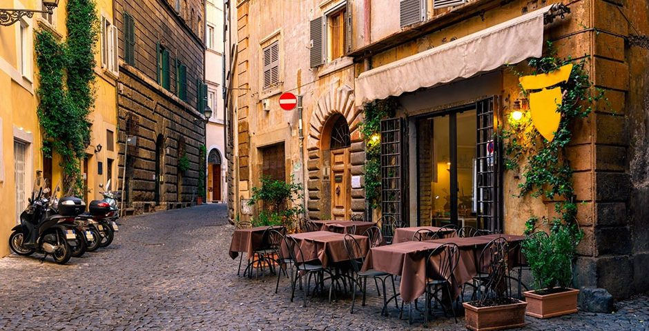Weekend naar Rome