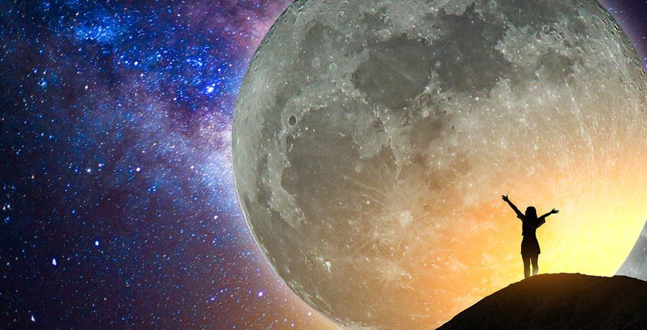 Volle Maan van het Ontwaken