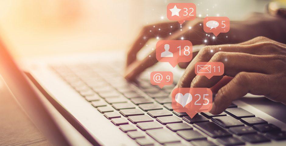 Social media aandacht